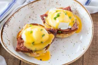 Image result for eggs benedict