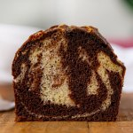Marble Pound Cake Recipe In A Loaf Pan Dinner Then Dessert