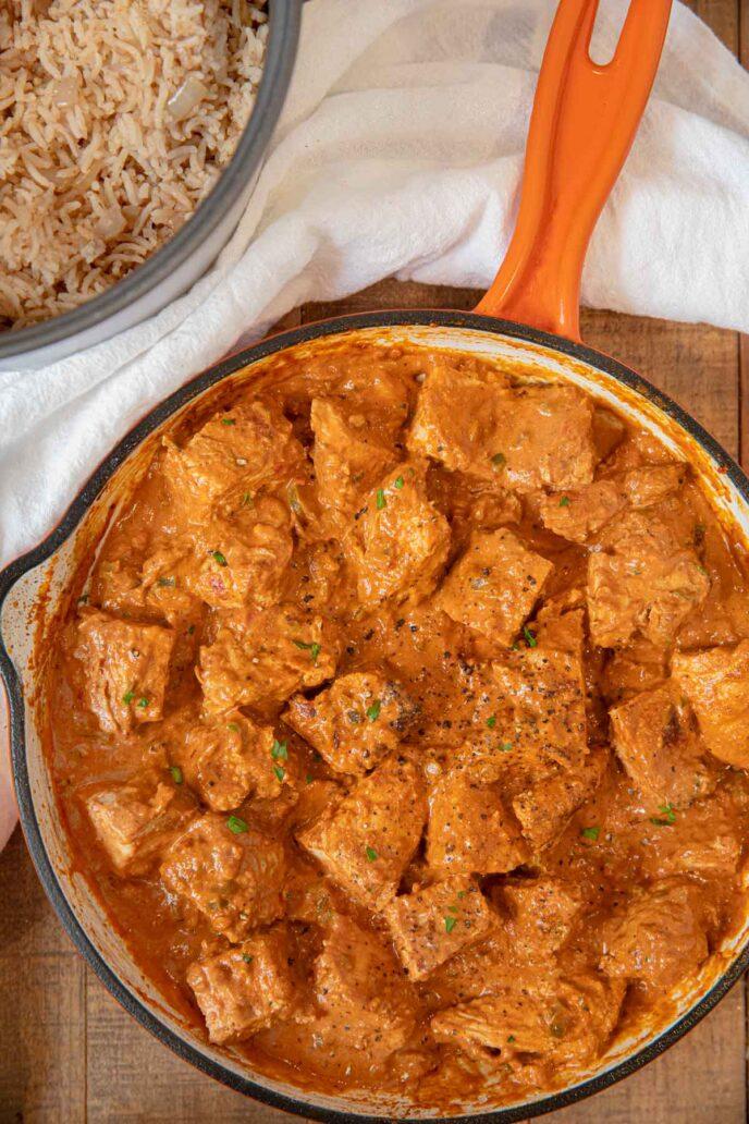Easy Indian Butter Chicken Recipe (Murgh Makhani) - Dinner ...