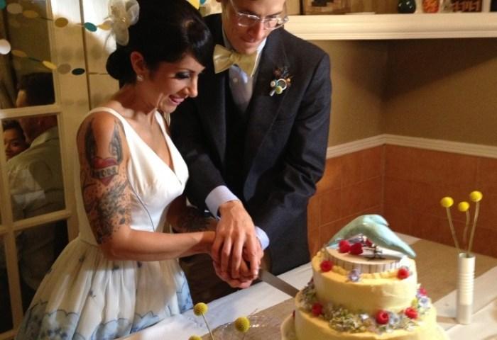 Diy Wedding Cake Lemon Raspberry Cake With Lemon Buttercream