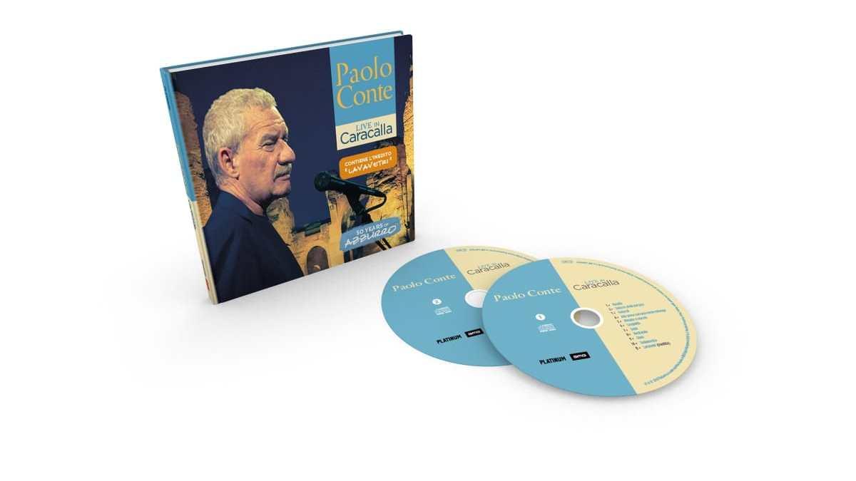 Paolo Conte Live in Caracalla