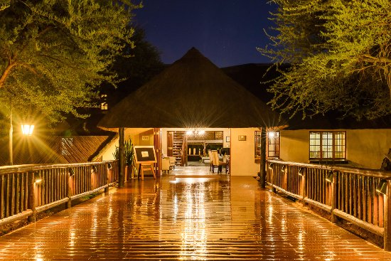 Mongena Private Game Lodge featured photo