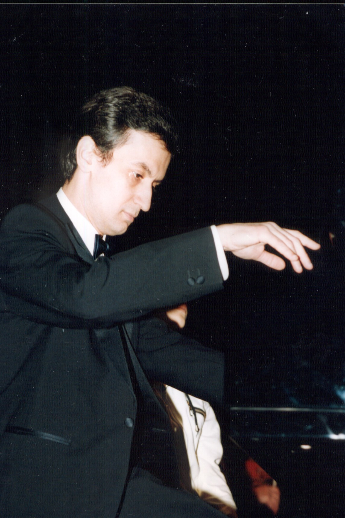 Performing Khachaturian's Piano Concerto