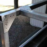 Jeep Trailer Rack corner brackets Dinoot trailer