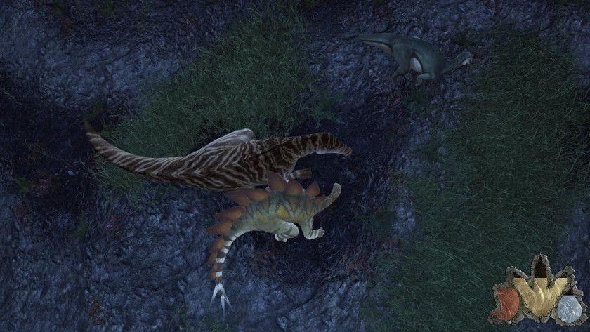 herbivore dinosaurs in the isle