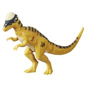 Jurrassic World Bashers and Biters Series Pachycephalosaurus Action-Figur - 1
