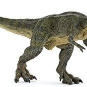 Papo 55027 - Laufender T-Rex, Spielfigur, grün - 1