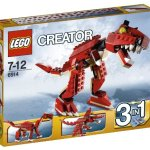 Lego Creator 6914 - T-Rex - 1