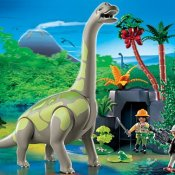 PLAYMOBIL® 4172 - Brachiosaurus in Felslandschaft - 1