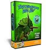 Triceratops-Grabungsset - Dinosaurier-Ausgrabungsset - Grabe echte Dino-Fossilien aus! - 1