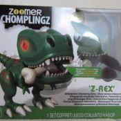 Spin Master Zoomer Chomplingz Dinosaurier - Z-Rex -  grün  Tyrannosaurus Rex NEU