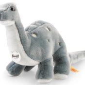 Steiff Kuscheltier Dinosaurier, »Fergie blaugrau, 32 cm«