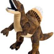 Wild Republic 13773 - Dinosauria Plüsch Spinosaurus, 38 cm