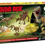 Dino Multi-Ausgrabungs-Set