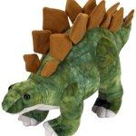 Dino Kuscheltiere Wild Republic 15494 - Dinosauria Plüsch Stegosaurus, 48 cm