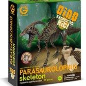 Geoworld 23211305 - Parasaurolophus Ausgrabungsset circa 31 cm
