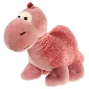 Heunec - Dino stehend rot, 60 cm
