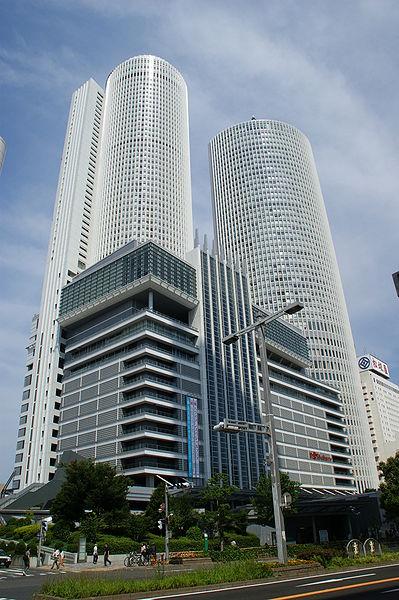 JR Central Towers Nagoya