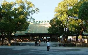Templo Atsuta