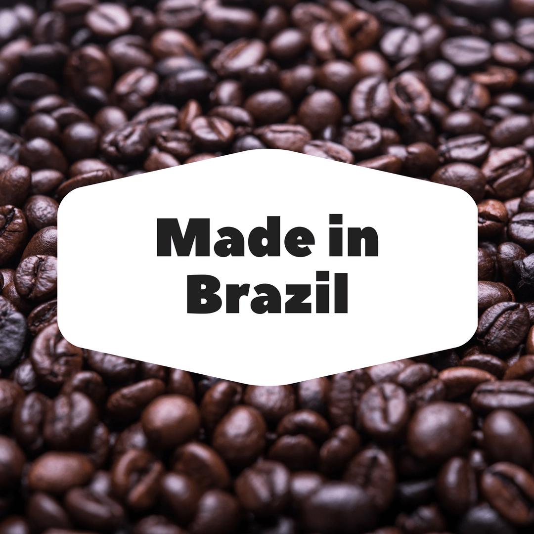 Produtos brasileiros no Japão