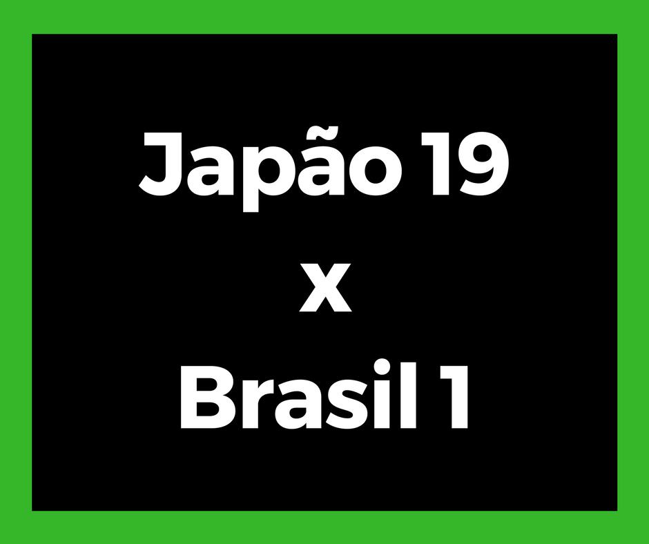 ofertas de ações no Japão e no Brasil