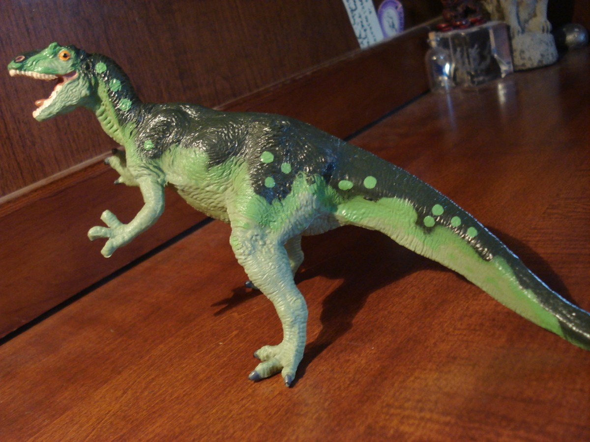 Allosaurus (Carnegie Collection by Safari ltd.) – Dinosaur ... Walking With Dinosaurs Allosaurus Toy
