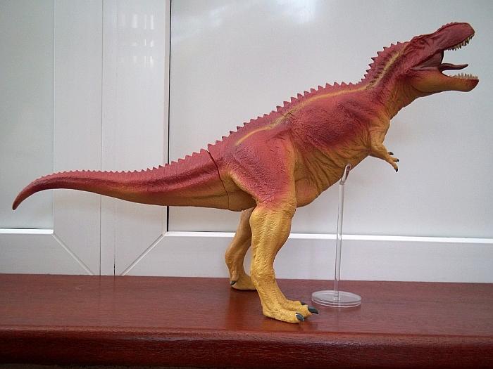 Tyrannosaurus Rex Dinosaur King By Sega Dinosaur Toy Blog