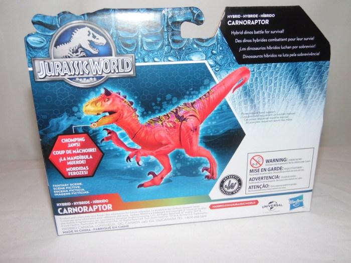 Carnoraptor (Jurassic World Hybrids by Hasbro)   Dinosaur