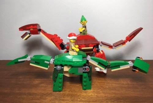 lego creator t rex instructions