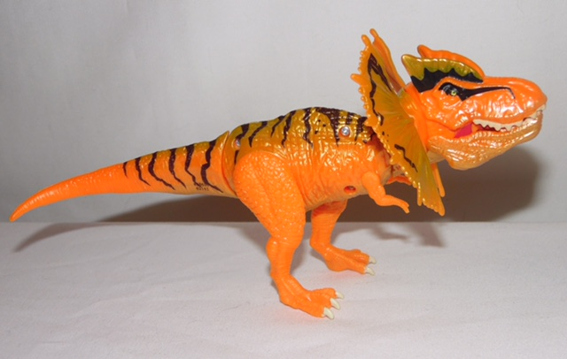 Dilophosaurus Rex (Jurassic World Hybrids by Hasbro