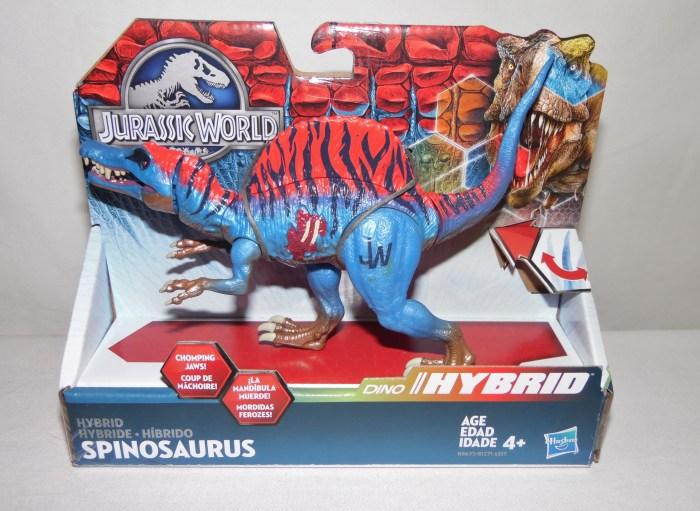 Spinosaurus (Jurassic World Hybrids by Hasbro)   Dinosaur