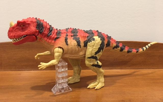 Jurassic World Roarivores Fallen Kingdom Ceratosaurus