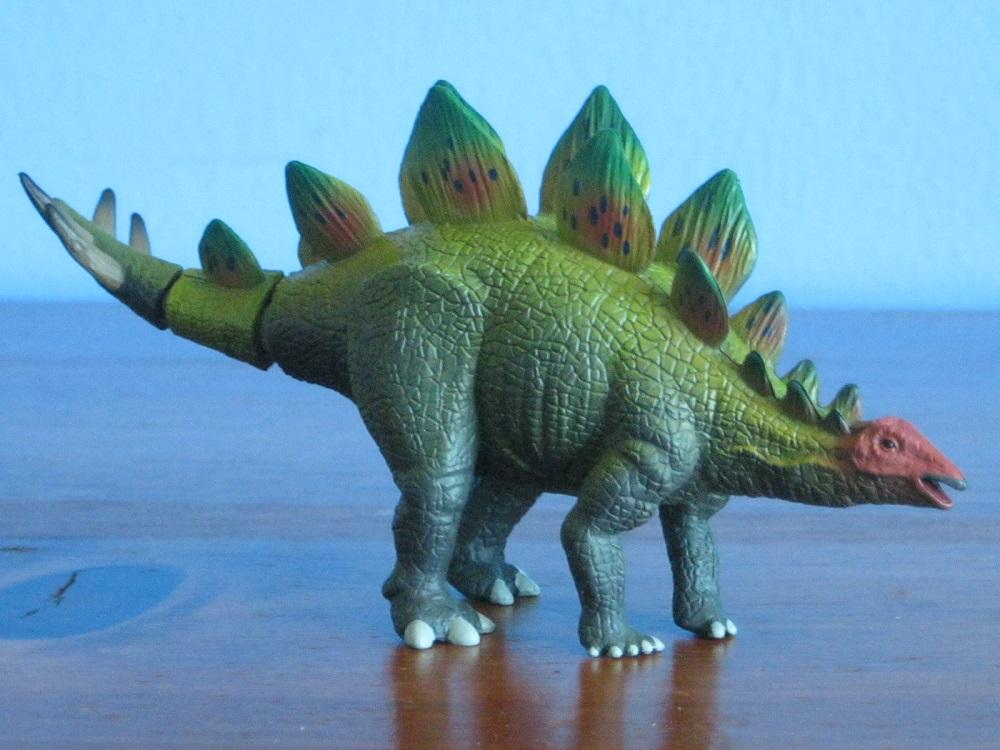 Stegosaurus Animal Adventure Ania By Takara Tomy
