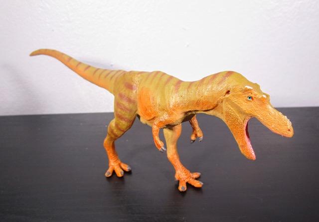 Wild Safari Prehistoric World Qianzhousaurus Dinosaur Model #100352 BNWT