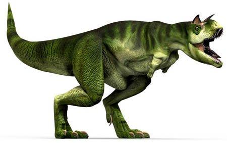 Самые необычные динозавры: карнотавр
