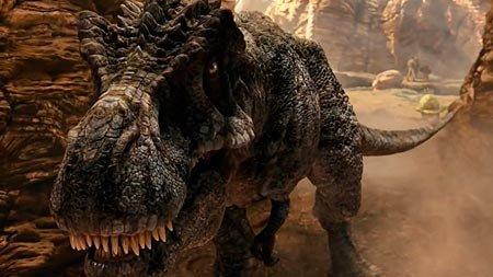 Предположение о причине гибели динозавров