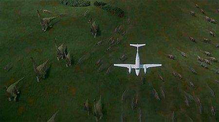 Затерянный мир сериал 1999 2002: пейзажи