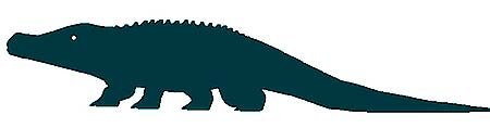 Необычные динозавры: дейнозух
