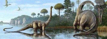 Самый большой динозавр на Земле: травоядные титанозавры