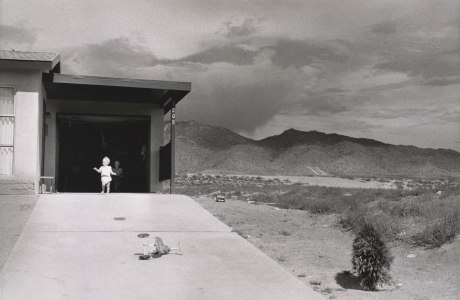 Albuquerque, 1957 Credit Garry WInogrand