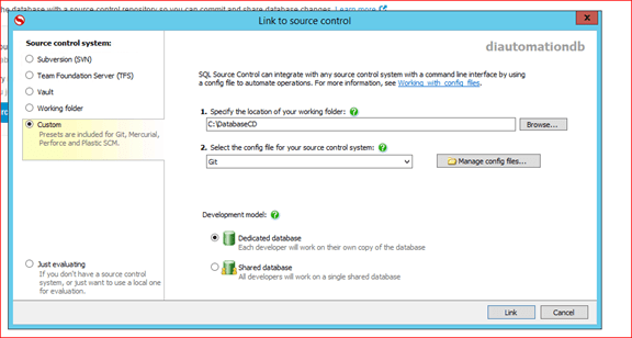 Part 5: Continuous Delivery of SQL Server database by Source