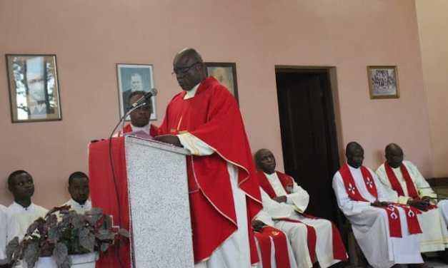 Le Père Joseph Ntumba est le nouveau supérieur provincial