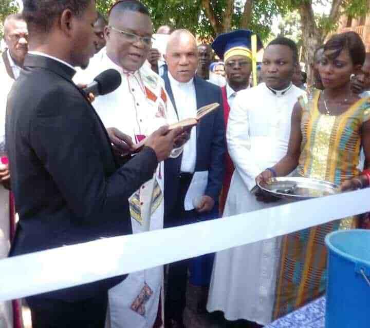 Ouverture officielle de l'année académique 2017-2018 à l'Université Catholique du Grand Bandundu
