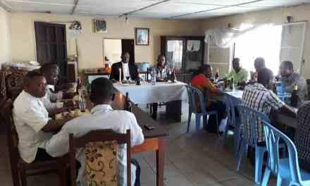Mgr José Moko a rappelé la Mémoire de Mgr Eugène Bilestsi à la communauté Saint Christophe.