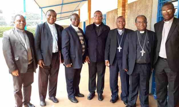 Le comité permanent de l'ACEAC en Réunion à Gitega au Burundi du 9 au 14 janvier 2018.