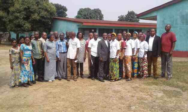Le diocèse d'idiofa redynamise sa pastorale de communication avec l'aide et l'expertise du CREC