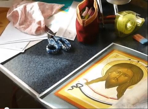 L'atelier iconographie de Temniac en vidéo.