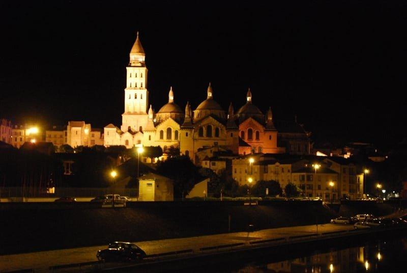 La Nuit des Cathédrales 2012, une première pour St Front de Périgueux.