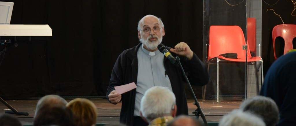 Journée missionnaire : les deux interventions du Père Mario Saint-Pierre en vidéo