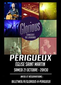 Affiche Glorious